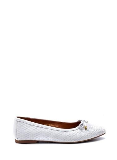 Derimod Kadın Babet (2580) Casual Beyaz